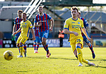 Inverness Caley v St Johnstone&hellip;08.04.17     SPFL    Tulloch Stadium<br />Liam Craig scores from the penalty spot<br />Picture by Graeme Hart.<br />Copyright Perthshire Picture Agency<br />Tel: 01738 623350  Mobile: 07990 594431