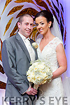 Siobhan O'Shea and  Raymond Fitzmaurice were married at St. Brendan's Church by Fr. Padraig on Friday 10th March 2017 with a reception at Ballygarry house Hotel