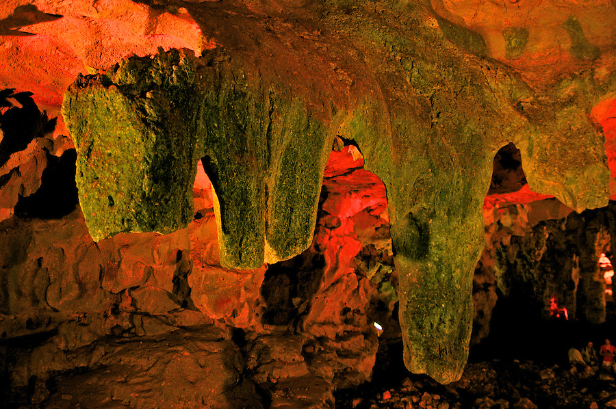 Loltun Caves, Yucatan, Mexico