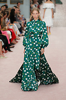 Carolina Herrera RTW Spring 2019 fashion show<br /> at New York Fashion Week<br /> in New York, USA on September 11, 2018.<br /> CAP/GOL<br /> &copy;GOL/Capital Pictures