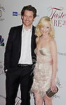 BEVERLY HILLS, CA - APRIL 20: James Tupper and Anne Heche attend the Jonsson Cancer Center Foundation's 17th Annual Taste For A Cure Gala held at the Beverly Wilshire Four Seasons Hotel on April 20, 2012 in Beverly Hills, California.