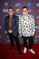 "30 July 2019 - West Hollywood, California - Ezra Potash, Adeev Potash. ""Sherman's Showcase"" Premiere Party held at Peppermint Club. Photo Credit: FSadou/AdMedia"