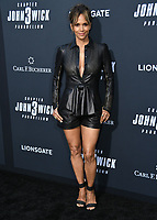 "15 May 2019 - Hollywood, California - Halle Berry. ""John Wick: Chapter 3 - Parabellum"" Special Screening Los Angeles held at the TCL Chinese Theatre.     <br /> CAP/ADM/BT<br /> ©BT/ADM/Capital Pictures"