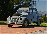 Citroen 2CV 4x4 - Yours for £120,000.