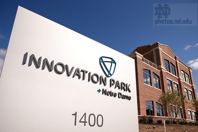 Innovation Park, September 2009