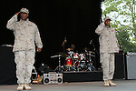 S1Ws Performs at Central Park Summer Stage: DJ Kool Herc, Blitz the Ambassador and Public Enemy, NY 8/17/10