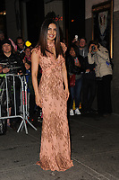 www.acepixs.com<br /> April 19, 2017 New York City<br /> <br /> Priyanka Chopra was seen arriving to the Harper's Bazaar 150th Anniversary celebration at the Rainbow Room on April 19, 2017 in New York City.<br /> <br /> Credit: Kristin Callahan/ACE Pictures<br /> <br /> Tel: (646) 769 0430<br /> e-mail: info@acepixs.com