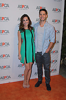 BEL AIR, CA - OCTOBER 20: Jillian Murray, Dean Geyer  attends ASPCA's Los Angeles Benefit on October 20, 2016 in Bel Air, California.  (Credit: Parisa Afsahi/MediaPunch).