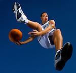Utah Jazz guard Deron Williams<br />