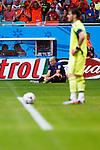 Arjen Robben (NED), JUNE 13, 2014 - Football / Soccer : FIFA World Cup Brazil 2014 Group B match between Spain 1-5 Netherlands at Arena Fonte Nova in Salvador, Brazil. (Photo by D.Nakashima/AFLO)