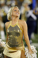 The Golden Girls entertain the crowd before the game with the Nebraska Cornhuskers at Memorial Stadium in Columbia, Missouri on October 6, 2007. The Tigers won 41-6.