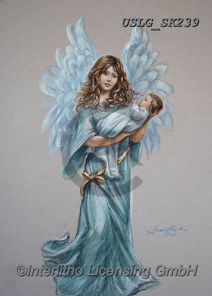CHRISTMAS CHILDREN, WEIHNACHTEN KINDER, NAVIDAD NIÑOS, paintings+++++,USLGSK239,#XK# ,Sandra Kock,victorian, angel