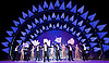 An American in Paris <br /> choreography by Christopher Wheeldon <br /> Dominion Theatre, London, Great Britain <br /> Press Photocall <br /> 14th March 2017 <br /> <br /> <br /> <br /> I'll Build a Stairway to Paradise <br /> David Season-Young as Adam Hochberg <br /> Hayden Oakley as Henri Baurel <br /> <br /> <br /> <br /> Photograph by Elliott Franks <br /> Image licensed to Elliott Franks Photography Services