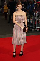 Kate Mara at the BFI London Film Festival - Film Stars Don't Die In Liverpool - The Mayfair Hotel Gala, Odeon Leicester Square, London on October 11th 2017<br /> CAP/ROS<br /> &copy; Steve Ross/Capital Pictures /MediaPunch ***NORTH AND SOUTH AMERICAS ONLY***