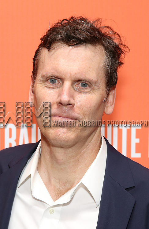 Will Eno attends the Opening Night Performance of 'Straight White Men' at the Hayes Theatre on July 23, 2018 in New York City.