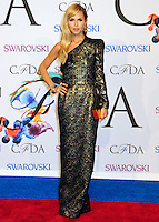 NEW YORK CITY, NY, USA - JUNE 02: Rachel Zoe arrives at the 2014 CFDA Fashion Awards held at Alice Tully Hall, Lincoln Center on June 2, 2014 in New York City, New York, United States. (Photo by Celebrity Monitor)