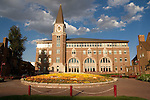 Denver University law school building in Denver, Colorado. .  John offers private photo tours in Denver, Boulder and throughout Colorado. Year-round Colorado photo tours.