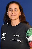 Flavia Sferragatta Psicologa <br /> Budapest 10/01/2020 Duna Arena <br /> Portrait Italy Women National Team <br /> Photo Andrea Staccioli / Insidefoto / Deepbluemedia