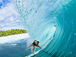 Bethany Hamilton Action Stock Images