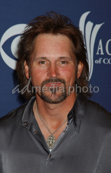 May 26, 2004; Las Vegas, NV, USA; Musician MARTY ROE of Diamond Rio during the 39th Annual Academy of Country Music Awards held at Mandalay Bay Resort and Casino. Mandatory Credit: Photo by Laura Farr/AdMedia. (©) Copyright 2004 by Laura Farr