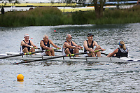 Race: 95: Tier2 4+  Heat 1<br /> <br /> Peterborough Summer Regatta 2017 - Saturday<br /> <br /> To purchase this photo, or to see pricing information for Prints and Downloads, click the blue 'Add to Cart' button at the top-right of the page.