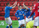 St Johnstone v Ross County 22.11.14