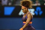 SERENA Williams (USA) Wins at Australian Open in Melbourne Australia on 21st January 2013