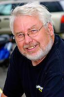 Wyatt Nelson's crew chief Bill Hesson.