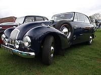 Allard P1 Saloon Cars - 1950.JPG