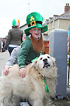 Adam Connolly and Prince at the 2011 St.Patrick's Day Parade in Drogheda...(Photo credit should read Jenny Matthews/www.newsfile.ie)....This Picture has been sent you under the conditions enclosed by:.Newsfile Ltd..The Studio,.Millmount Abbey,.Drogheda,.Co Meath..Ireland..Tel: +353(0)41-9871240.Fax: +353(0)41-9871260.GSM: +353(0)86-2500958.email: pictures@newsfile.ie.www.newsfile.ie.