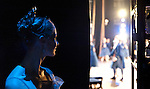 "English National Ballet. ""Cinderella"". Backstage. Choreographer: Michael Corder."