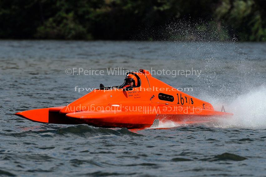 Jeff Maurer, Y-16  (1 Litre MOD hydroplane(s)
