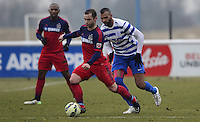 Shaun Maloney of Chicago Fire and Sandro of QPR