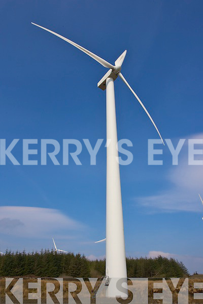 Windfarm near Tralee County Kerry