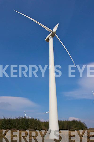 Windfarm near Tralee County Kerry