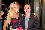 Antonia Ward and Paul Clayton-Lee in WM Cairnes.<br /> Picture: Shane Maguire / Newsfile.ie