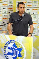 David Blatt - Coach  of Maccabi Tel Aviv