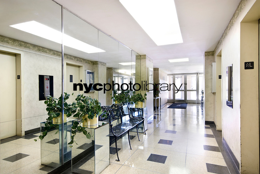 Lobby at 8 Fordham Hill Oval