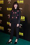 """Rocio Leon attends the premiere of the film """"El bar"""" at Callao Cinema in Madrid, Spain. March 22, 2017. (ALTERPHOTOS / Rodrigo Jimenez)"""