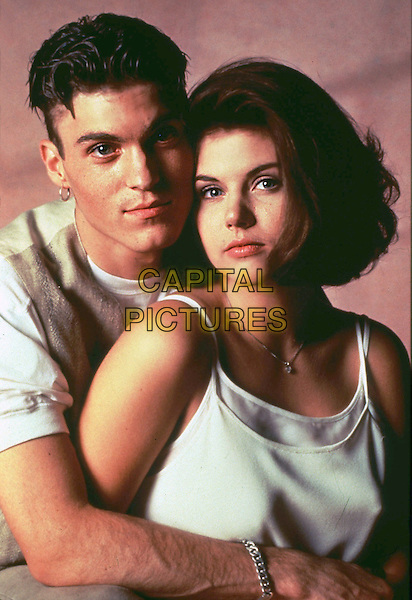 BRIAN AUSTIN GREEN & TIFFANI AMBER THIESSEN.in Beverly Hills, 90210.*Filmstill - Editorial Use Only*.CAP/STF/KHE.Supplied by Capital Pictures.