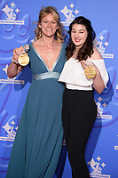 LONDON, UK. September 21, 2018: Jennifer Kehoe & Menna Fitzpatrick at the National Lottery Awards 2018 at the BBC Television Centre, London.<br /> Picture: Steve Vas/Featureflash