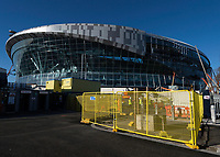 view of the current state of Tottenham Hotspur Stadium at White Hart Lane, London, England on 28 January 2019. Photo by Vince  Mignott.