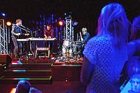 Utrecht, 2 oktober 2014<br /> Nederlands FIlm Festival 2014<br /> NFF Talkshow olv Art Rooijakkers.<br /> Optreden van 3FM Serious Talent Benelux<br /> Foto Felix Kalkman
