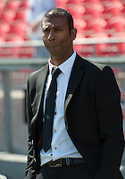 02 April 2011: Toronto FC head coach Aron Winter during an MLS game between Chivas USA and the Toronto FC at BMO Field in Toronto, Ontario Canada..The game ended in a 1-1 draw.
