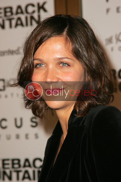 """Maggie Gyllenhaal<br />at the premiere of """"Brokeback Mountain"""". Mann National Theatre, Westwood, CA. 11-29-05<br />Dave Edwards/DailyCeleb.com 818-249-4998"""