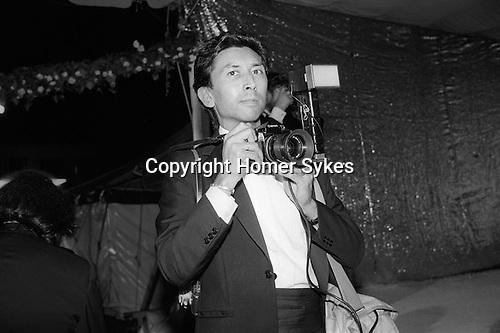 Chris Steel-Perkins. Berkley Square Ball. London 1981