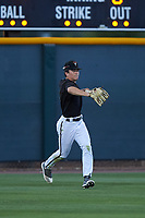 AZL D-backs left fielder Corbin Carroll (2) during an Arizona League game against the AZL Mariners on July 3, 2019 at Salt River Fields at Talking Stick in Scottsdale, Arizona. The AZL D-backs defeated the AZL Mariners 3-1. (Zachary Lucy/Four Seam Images)