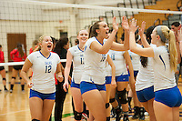Volleyball / Bridgewater St._10-6-15
