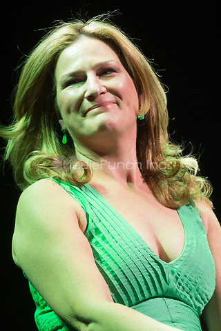 CHICAGO, IL - MARCH 20: Ana Gasteyer at Concert for America: Stand Up, Sing Out! at The Auditorium Theatre of Roosevelt University in Chicago, Illinois on March 20, 2017. Credit: Cindy Barrymore/MediaPunch