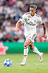 Mariano Diaz Mejia of Real Madrid in action during the UEFA Champions League 2018-19 match between Real Madrid and Roma at Estadio Santiago Bernabeu on September 19 2018 in Madrid, Spain. Photo by Diego Souto / Power Sport Images